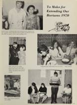 1970 Republic High School Yearbook Page 108 & 109