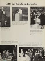 1970 Republic High School Yearbook Page 122 & 123