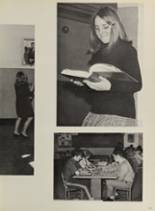 1970 Republic High School Yearbook Page 124 & 125