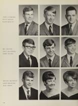 1970 Republic High School Yearbook Page 128 & 129