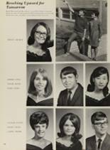 1970 Republic High School Yearbook Page 130 & 131