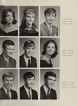 1970 Republic High School Yearbook Page 132 & 133