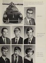1970 Republic High School Yearbook Page 134 & 135