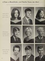 1970 Republic High School Yearbook Page 136 & 137