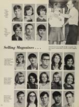 1970 Republic High School Yearbook Page 140 & 141