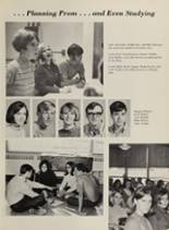 1970 Republic High School Yearbook Page 142 & 143