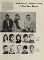 1970 Republic High School Yearbook Page 144 & 145