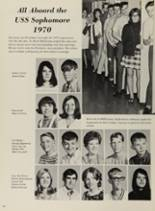 1970 Republic High School Yearbook Page 146 & 147