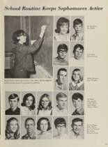 1970 Republic High School Yearbook Page 148 & 149