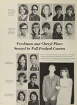 1970 Republic High School Yearbook Page 152 & 153