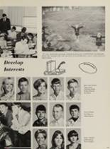 1970 Republic High School Yearbook Page 154 & 155