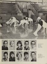 1970 Republic High School Yearbook Page 156 & 157