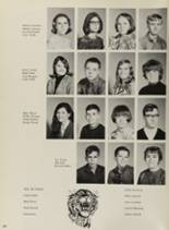 1970 Republic High School Yearbook Page 166 & 167
