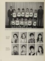 1970 Republic High School Yearbook Page 170 & 171