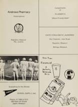 1970 Republic High School Yearbook Page 222 & 223