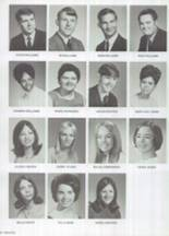 1969 Merced High School Yearbook Page 68 & 69
