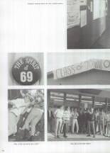 1969 Merced High School Yearbook Page 150 & 151