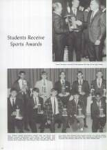 1969 Merced High School Yearbook Page 156 & 157