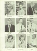 1969 Merced High School Yearbook Page 256 & 257