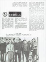1973 Cincinnati Country Day Yearbook Page 12 & 13