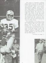 1973 Cincinnati Country Day Yearbook Page 16 & 17
