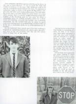 1973 Cincinnati Country Day Yearbook Page 20 & 21