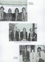 1973 Cincinnati Country Day Yearbook Page 100 & 101