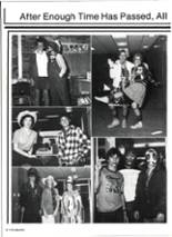 1981 Wills Point High School Yearbook Page 10 & 11