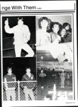 1981 Wills Point High School Yearbook Page 18 & 19