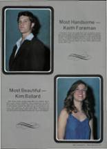 1981 Wills Point High School Yearbook Page 22 & 23