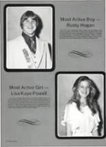1981 Wills Point High School Yearbook Page 26 & 27