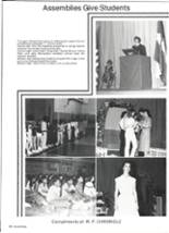 1981 Wills Point High School Yearbook Page 40 & 41