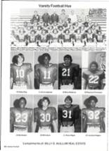 1981 Wills Point High School Yearbook Page 52 & 53