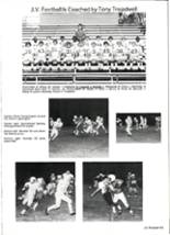 1981 Wills Point High School Yearbook Page 54 & 55