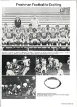 1981 Wills Point High School Yearbook Page 56 & 57