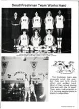 1981 Wills Point High School Yearbook Page 64 & 65