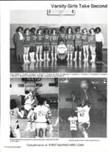 1981 Wills Point High School Yearbook Page 76 & 77