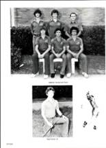 1981 Wills Point High School Yearbook Page 86 & 87