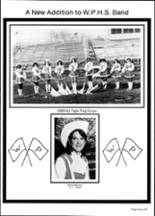 1981 Wills Point High School Yearbook Page 100 & 101