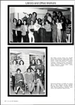 1981 Wills Point High School Yearbook Page 108 & 109