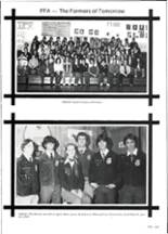 1981 Wills Point High School Yearbook Page 110 & 111