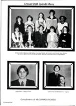1981 Wills Point High School Yearbook Page 116 & 117