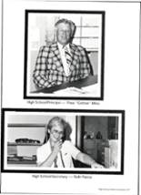 1981 Wills Point High School Yearbook Page 120 & 121