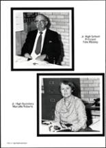1981 Wills Point High School Yearbook Page 122 & 123