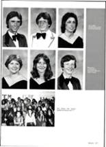 1981 Wills Point High School Yearbook Page 130 & 131