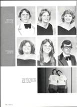 1981 Wills Point High School Yearbook Page 136 & 137