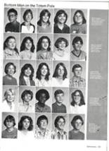 1981 Wills Point High School Yearbook Page 154 & 155