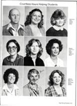 1981 Wills Point High School Yearbook Page 166 & 167