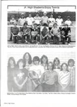 1981 Wills Point High School Yearbook Page 182 & 183