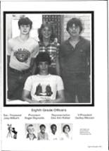 1981 Wills Point High School Yearbook Page 184 & 185